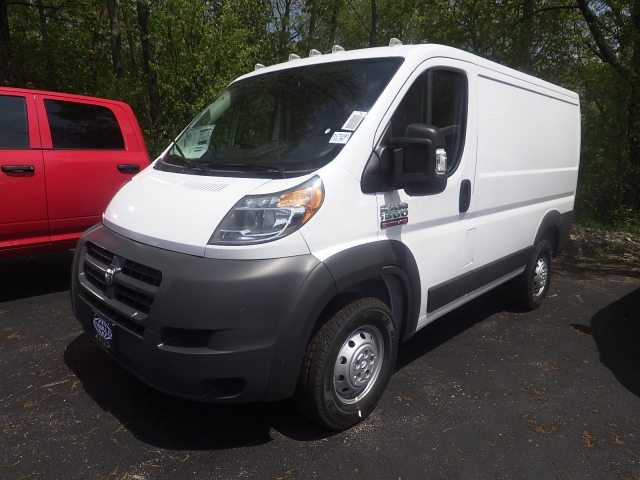 2017 ProMaster 1500 Low Roof, Cargo Van #D17D301 - photo 3