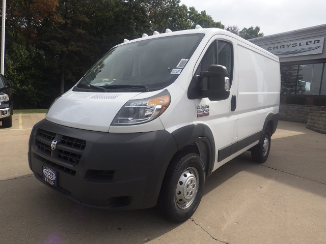 2017 ProMaster 1500 Low Roof, Cargo Van #D17D301 - photo 8