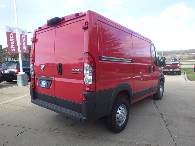 2017 ProMaster 1500 Low Roof Cargo Van #D17D302 - photo 3