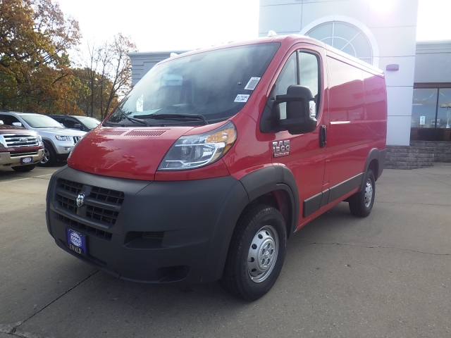 2017 ProMaster 1500 Low Roof Cargo Van #D17D302 - photo 8