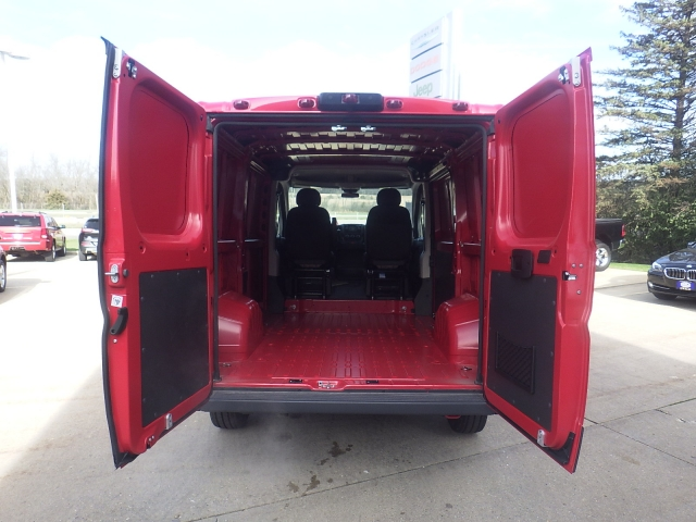 2017 ProMaster 1500 Low Roof Cargo Van #D17D302 - photo 2