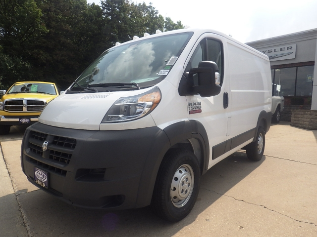 2017 ProMaster 1500 Low Roof, Van Upfit #D17D309 - photo 8