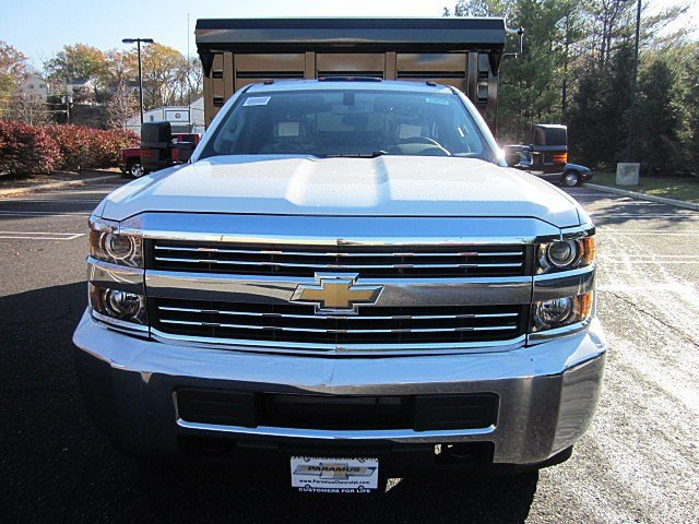 2017 Silverado 3500 Regular Cab DRW 4x4, Jersey Truck Dump Body #33034 - photo 3