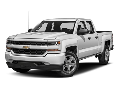 2018 Silverado 1500 Double Cab 4x4,  Pickup #35678 - photo 1
