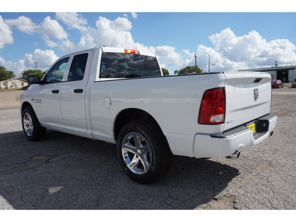 2017 Ram 1500 Quad Cab, Pickup #170161 - photo 2