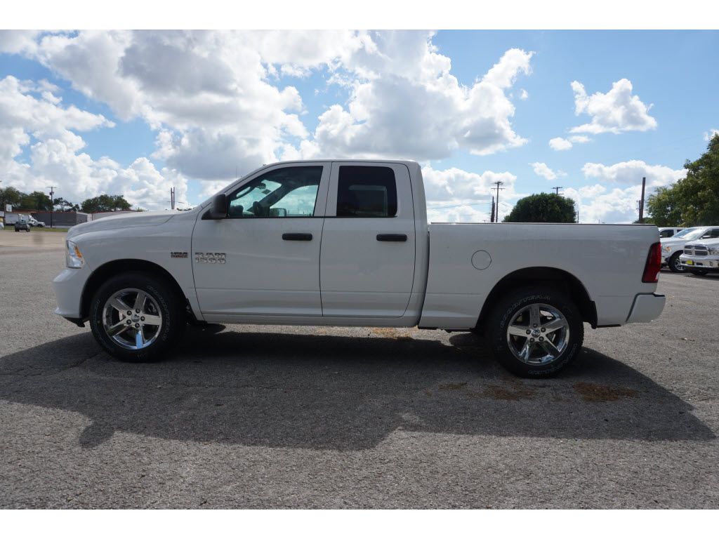 2017 Ram 1500 Quad Cab, Pickup #170165 - photo 3