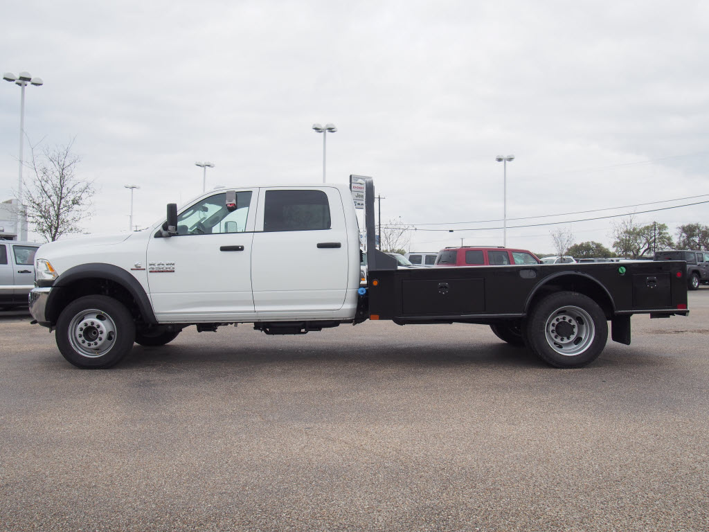 2017 Ram 4500 Crew Cab DRW, CM Truck Beds Platform Body #170756 - photo 3