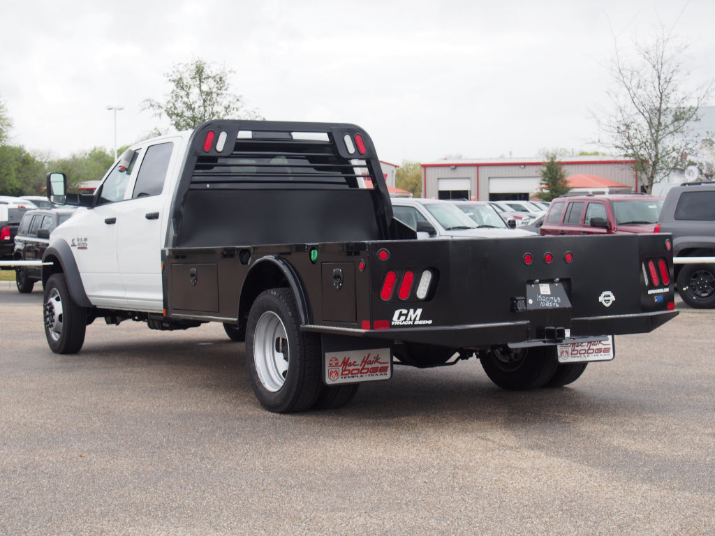 2017 Ram 4500 Crew Cab DRW, CM Truck Beds Platform Body #170756 - photo 2