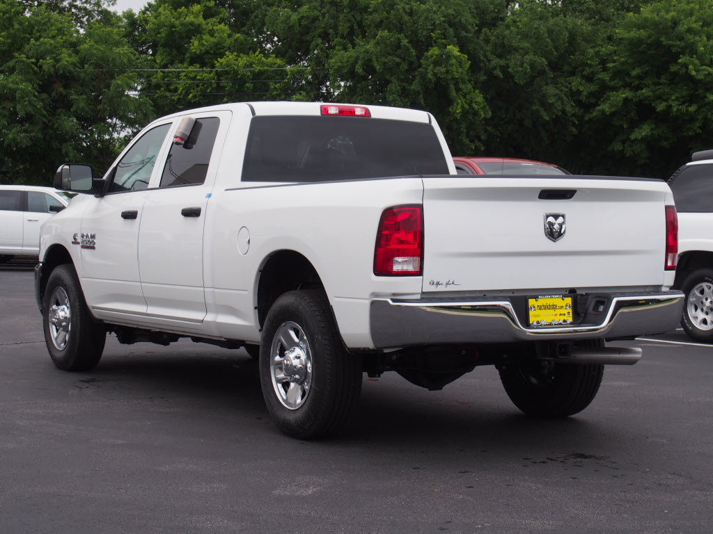 2017 Ram 2500 Crew Cab, Pickup #170865 - photo 2