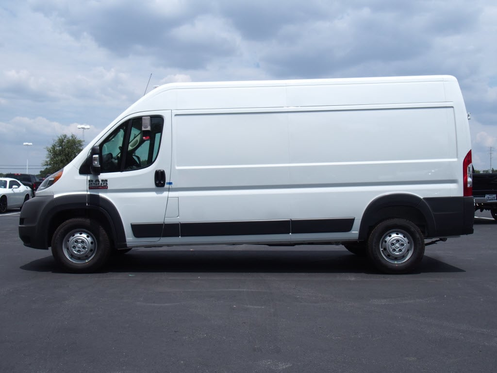 2017 ProMaster 2500 High Roof, Cargo Van #171371 - photo 3