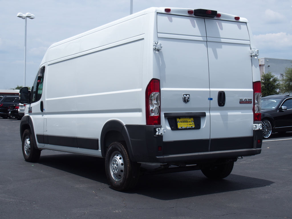2017 ProMaster 2500 High Roof, Cargo Van #171371 - photo 4
