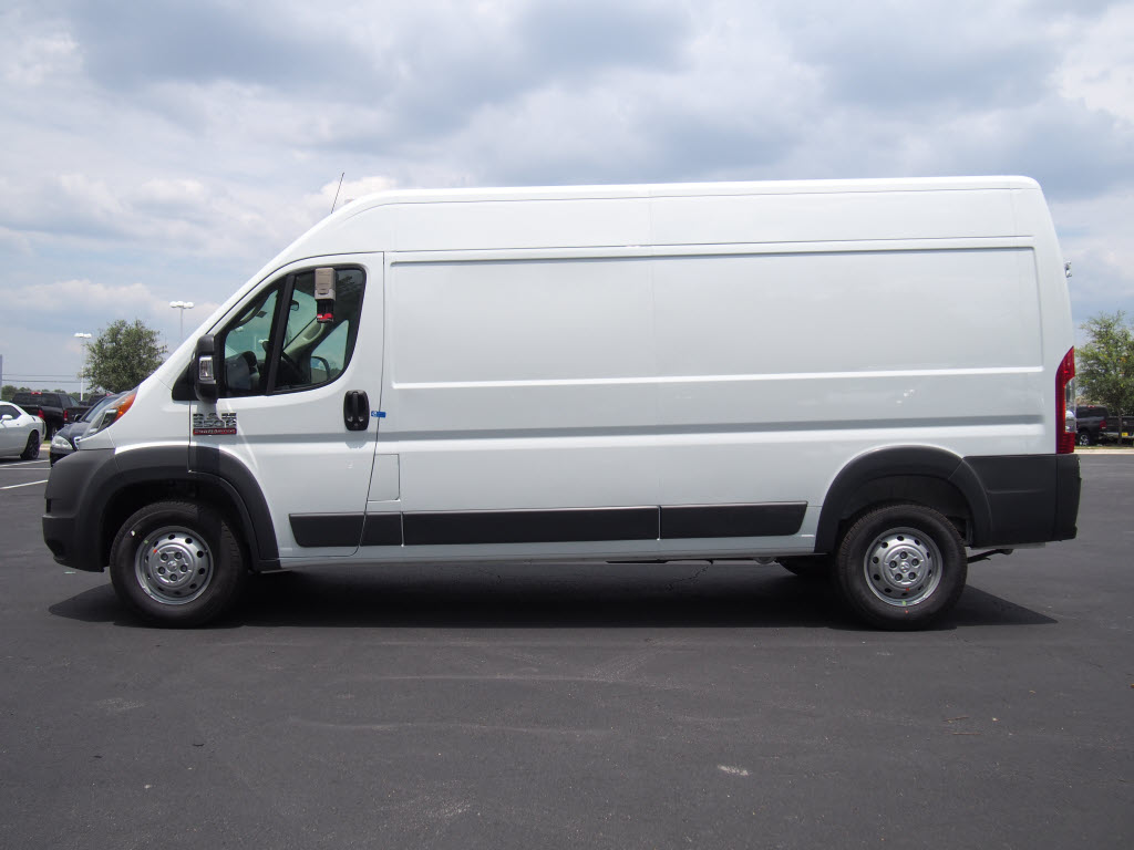 2017 ProMaster 2500 High Roof, Cargo Van #171372 - photo 3