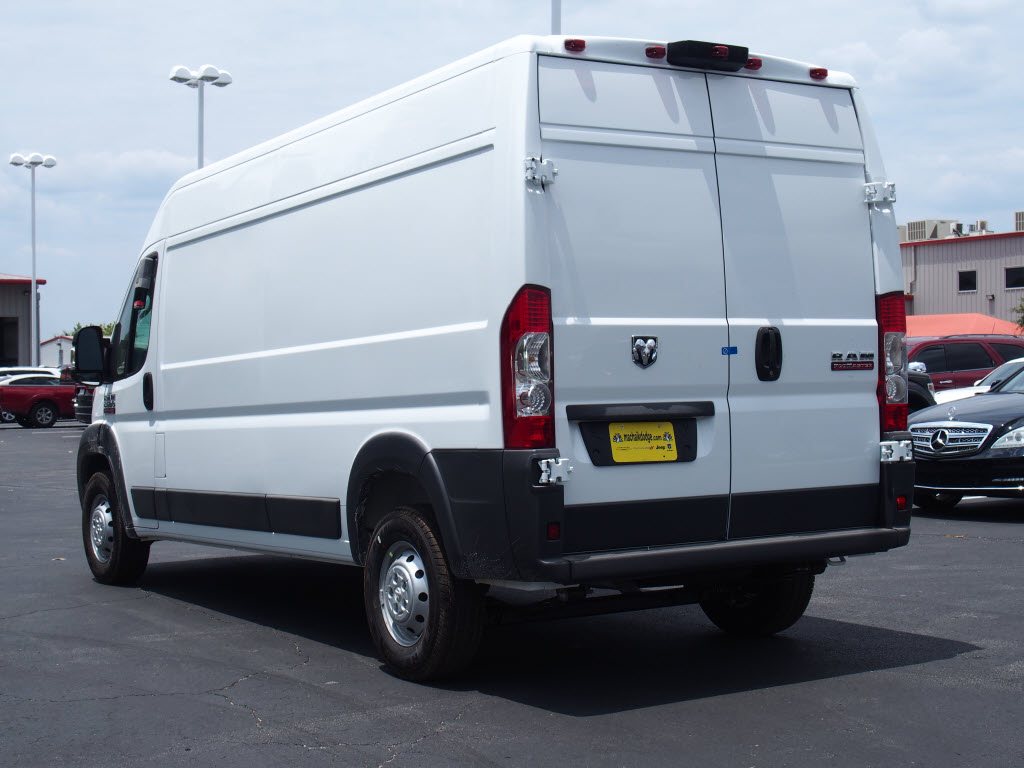 2017 ProMaster 2500 High Roof, Cargo Van #171382 - photo 4