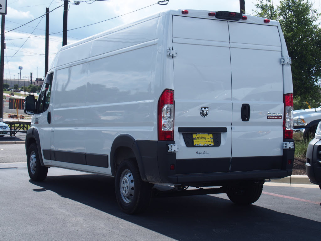 2017 ProMaster 2500 High Roof, Cargo Van #171388 - photo 4