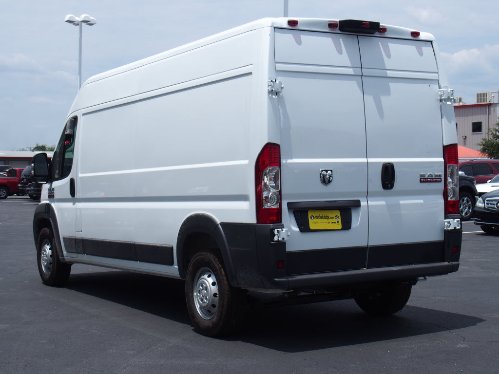 2017 ProMaster 2500 High Roof, Cargo Van #171389 - photo 4