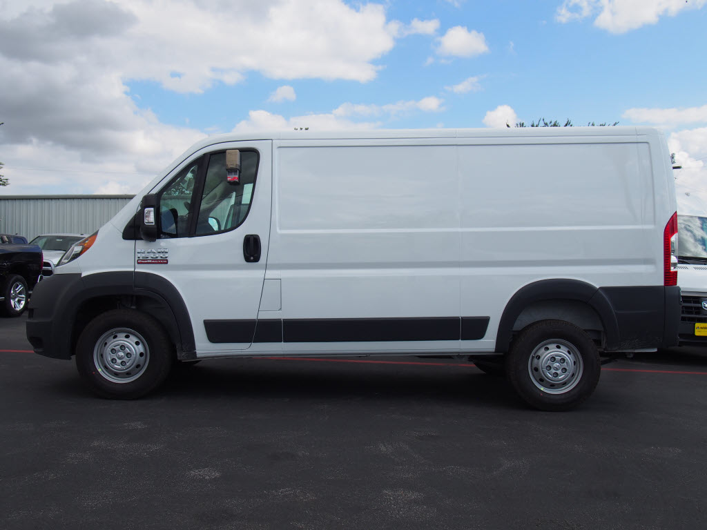 2017 ProMaster 1500 Low Roof, Cargo Van #171410 - photo 3