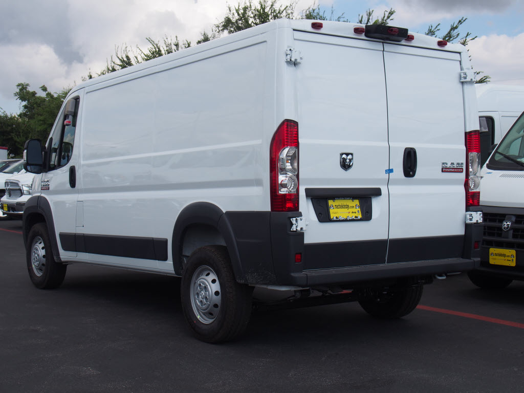 2017 ProMaster 1500 Low Roof, Cargo Van #171410 - photo 4