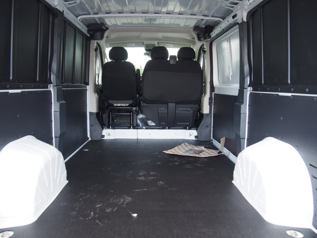 2017 ProMaster 1500 Low Roof, Cargo Van #171410 - photo 2