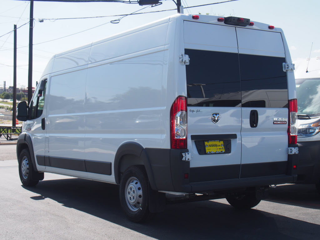 2017 ProMaster 2500 High Roof, Cargo Van #171415 - photo 4