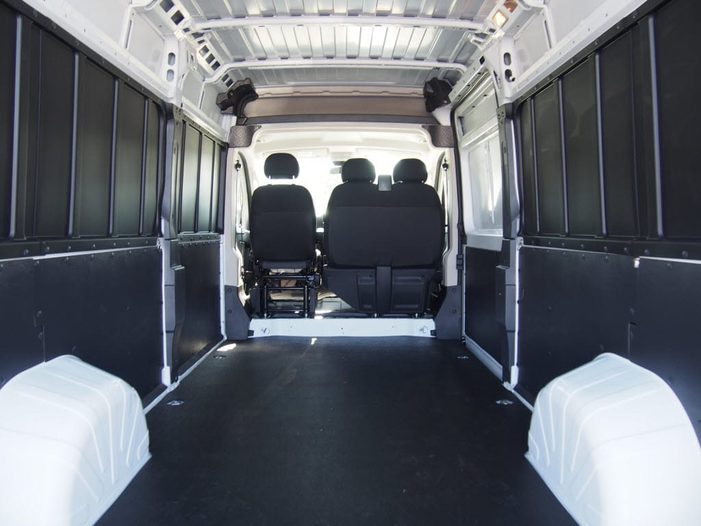2017 ProMaster 2500 High Roof, Cargo Van #171415 - photo 2