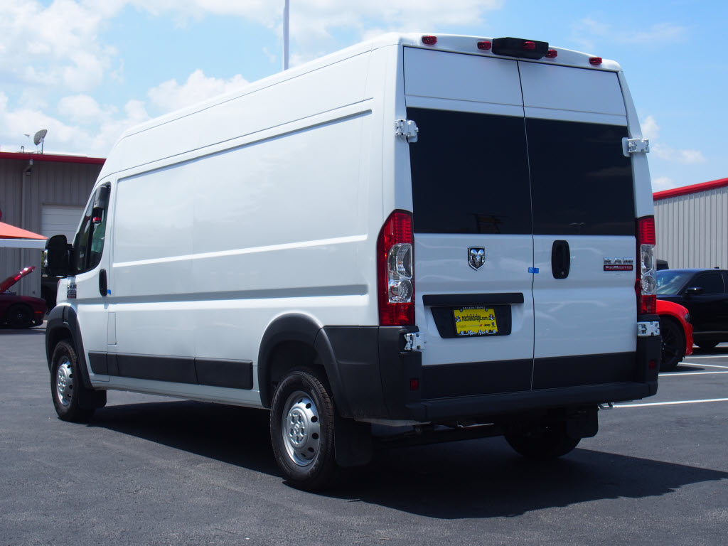 2017 ProMaster 2500 High Roof, Cargo Van #171416 - photo 4