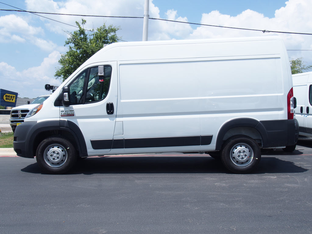 2017 ProMaster 1500 High Roof, Van Upfit #171423 - photo 3