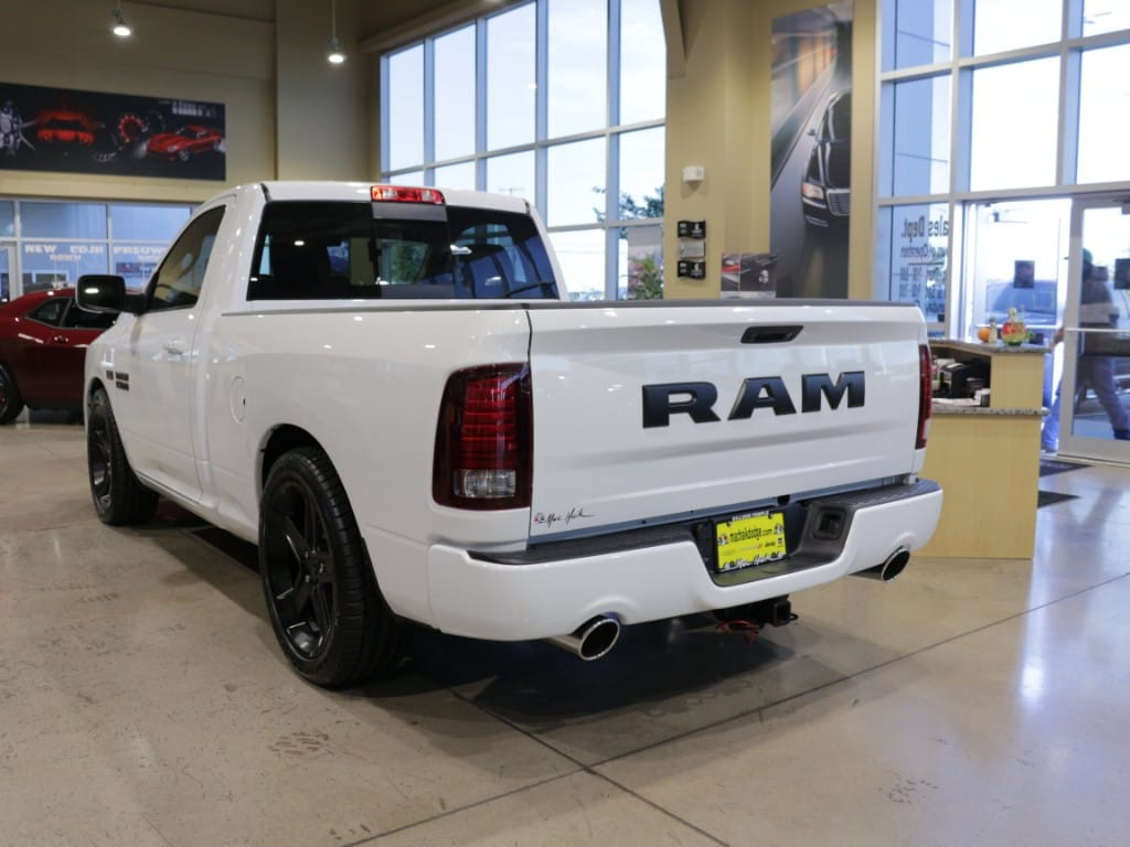 2017 Ram 1500 Regular Cab Pickup #171426 - photo 2