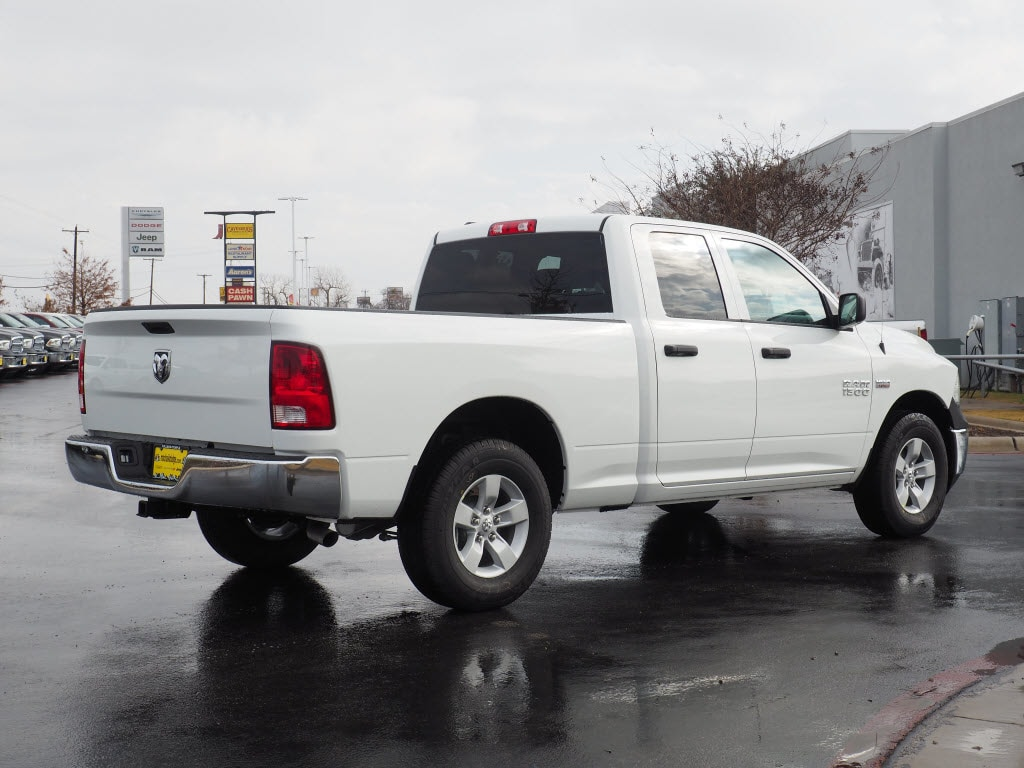2018 Ram 1500 Quad Cab, Pickup #180437 - photo 2