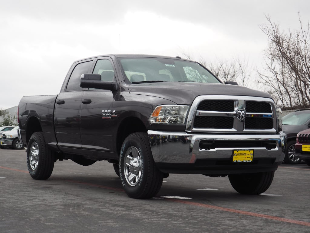 2018 Ram 2500 Crew Cab 4x4, Pickup #180614 - photo 1