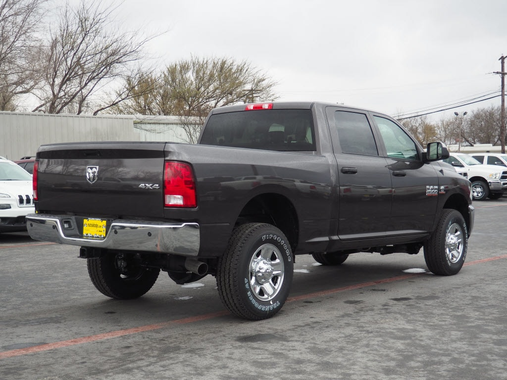 2018 Ram 2500 Crew Cab 4x4, Pickup #180614 - photo 2