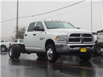 2018 Ram 3500 Crew Cab DRW, Cab Chassis #180672 - photo 1