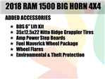2018 Ram 1500 Crew Cab 4x4,  Pickup #180749 - photo 12
