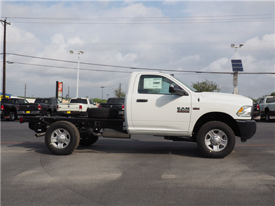 2018 Ram 3500 Regular Cab 4x2,  Cab Chassis #180869 - photo 3
