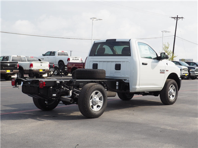 2018 Ram 3500 Regular Cab 4x2,  Cab Chassis #180869 - photo 2