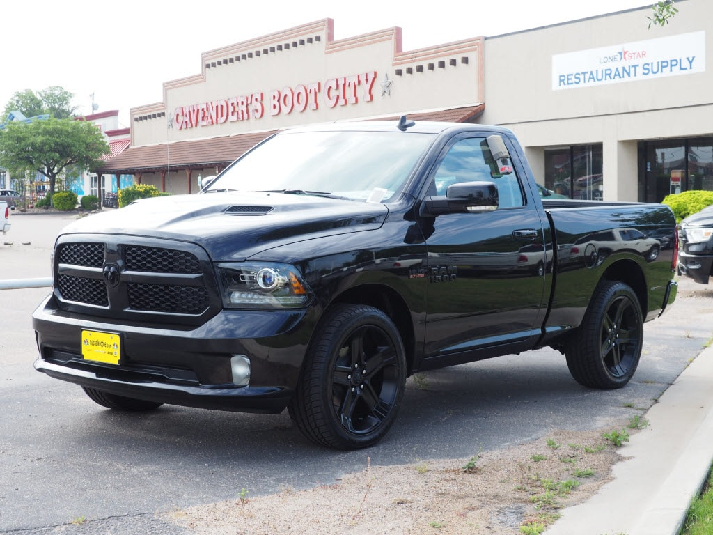 2018 Ram 1500 Regular Cab,  Pickup #180888 - photo 1