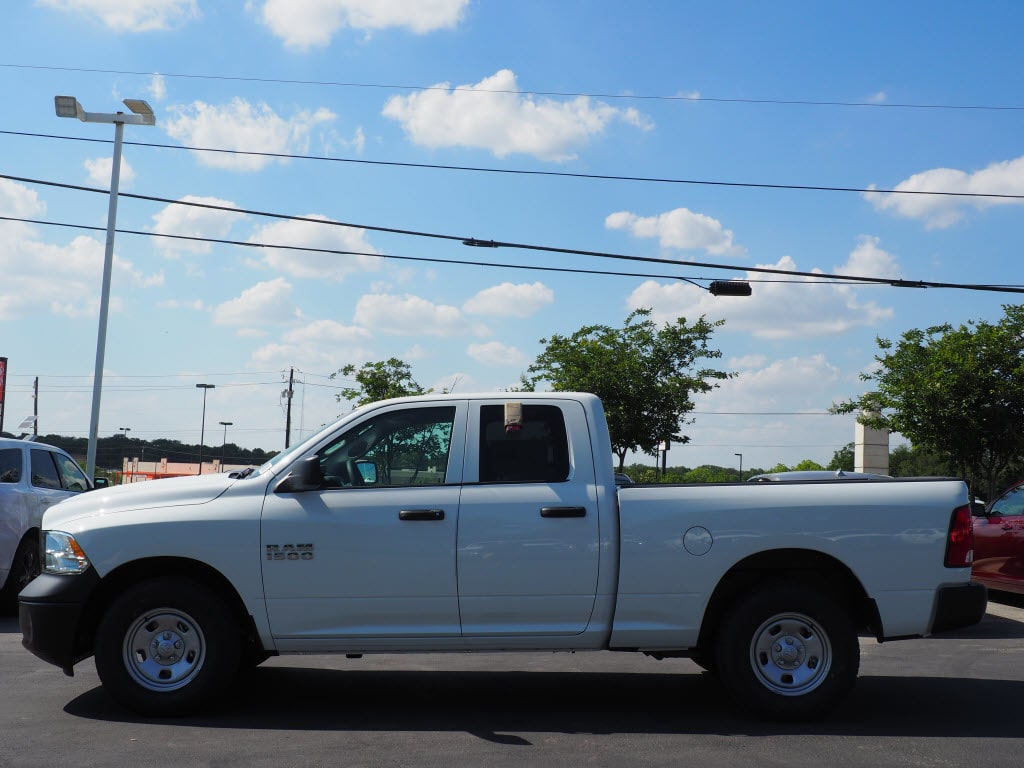 2018 Ram 1500 Quad Cab, Pickup #181000 - photo 3