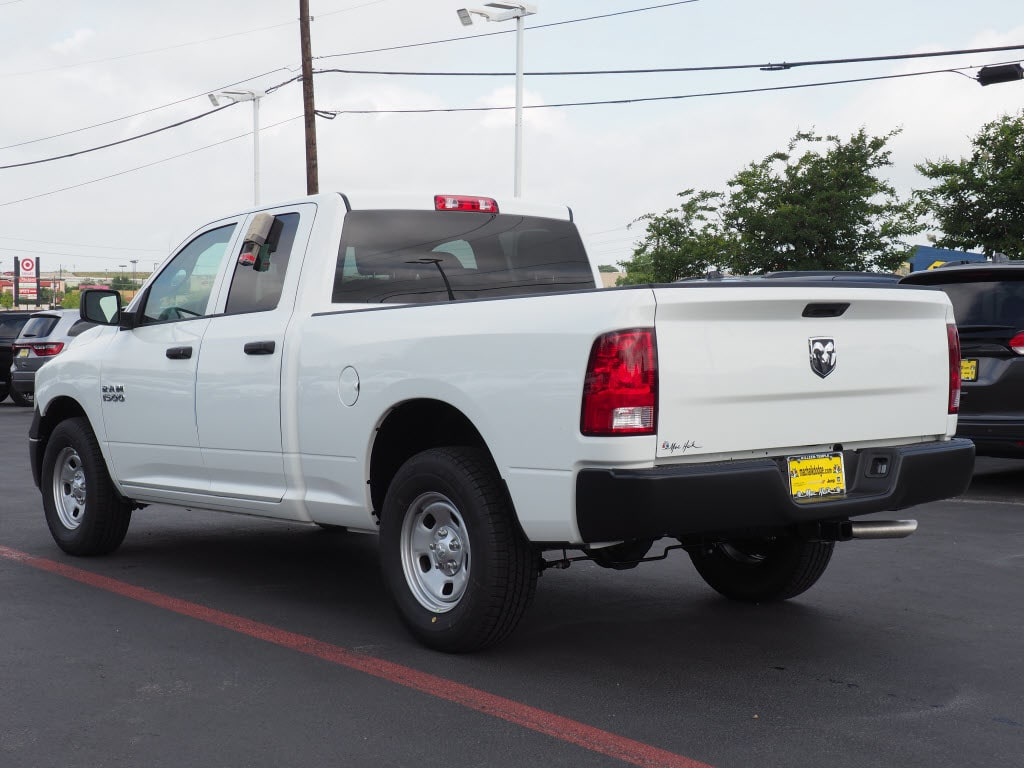 2018 Ram 1500 Quad Cab, Pickup #181003 - photo 2