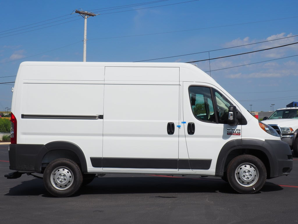 2018 ProMaster 1500 High Roof FWD,  Empty Cargo Van #181045 - photo 3