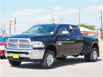 2018 Ram 3500 Mega Cab DRW 4x4,  Pickup #181089 - photo 1