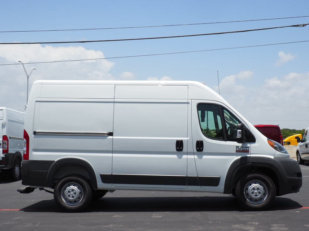 2018 ProMaster 1500 High Roof FWD,  Empty Cargo Van #181162 - photo 3