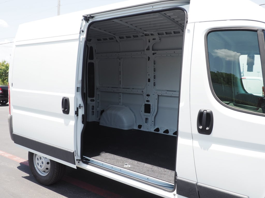 2018 ProMaster 1500 High Roof FWD,  Empty Cargo Van #181162 - photo 5