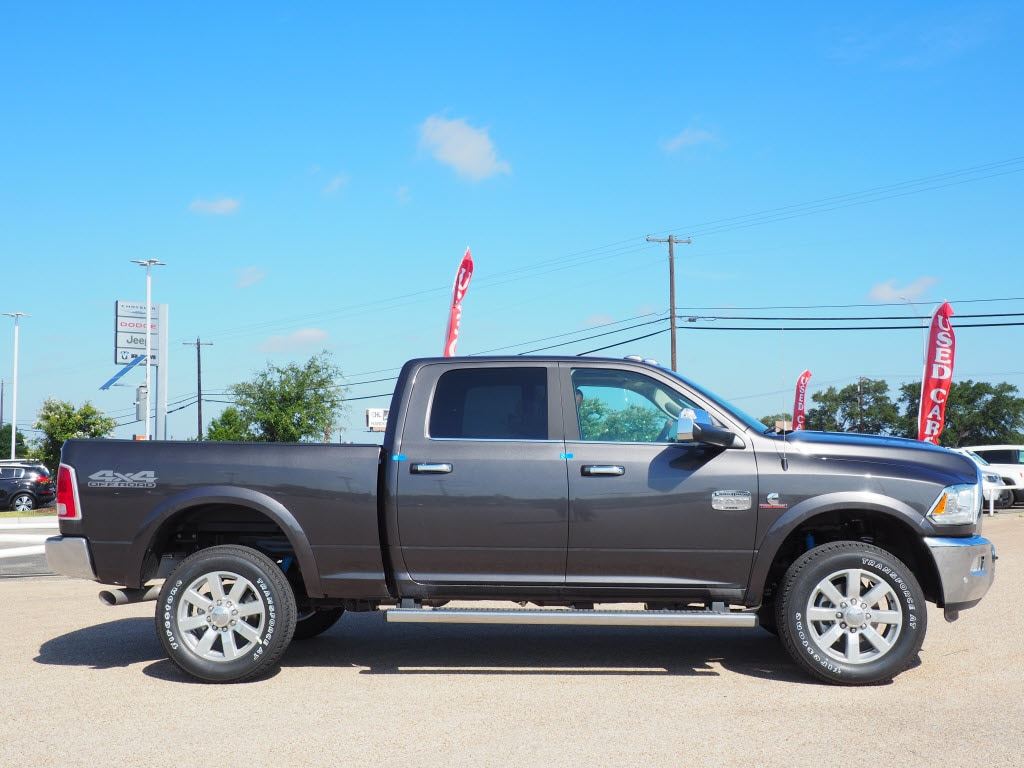 2018 Ram 2500 Crew Cab 4x4,  Pickup #181177 - photo 3