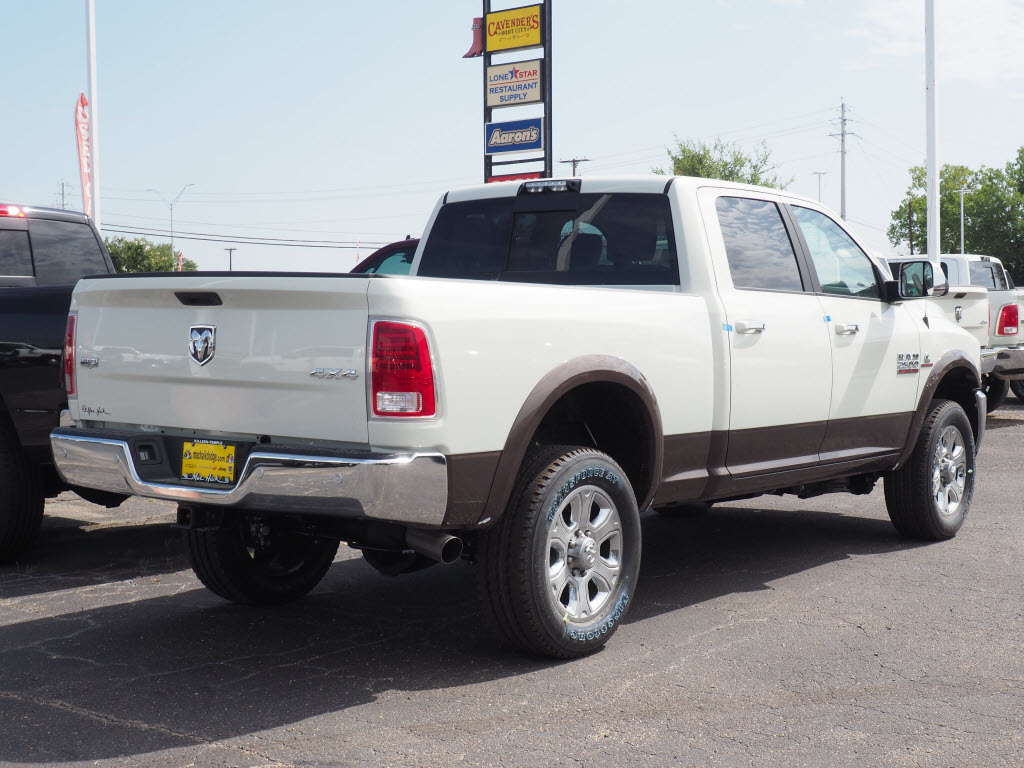2018 Ram 2500 Crew Cab 4x4,  Pickup #181260 - photo 2