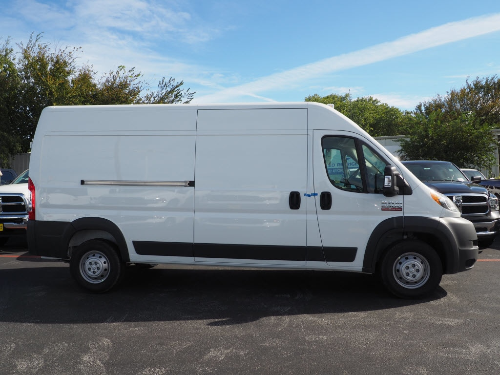 2018 ProMaster 2500 High Roof FWD,  Upfitted Cargo Van #181477 - photo 3