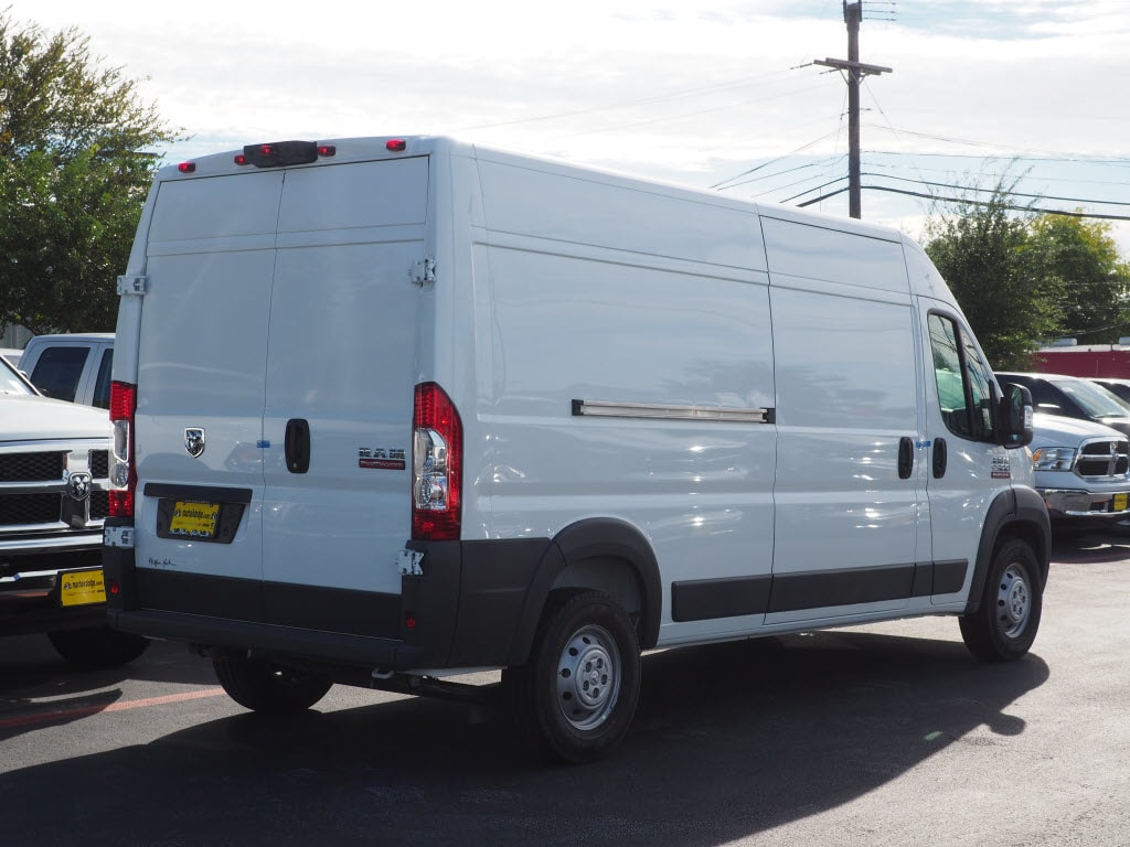 2018 ProMaster 2500 High Roof FWD,  Upfitted Cargo Van #181477 - photo 4