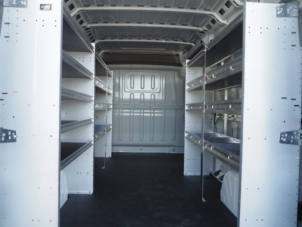 2018 ProMaster 2500 High Roof FWD,  Upfitted Cargo Van #181477 - photo 2