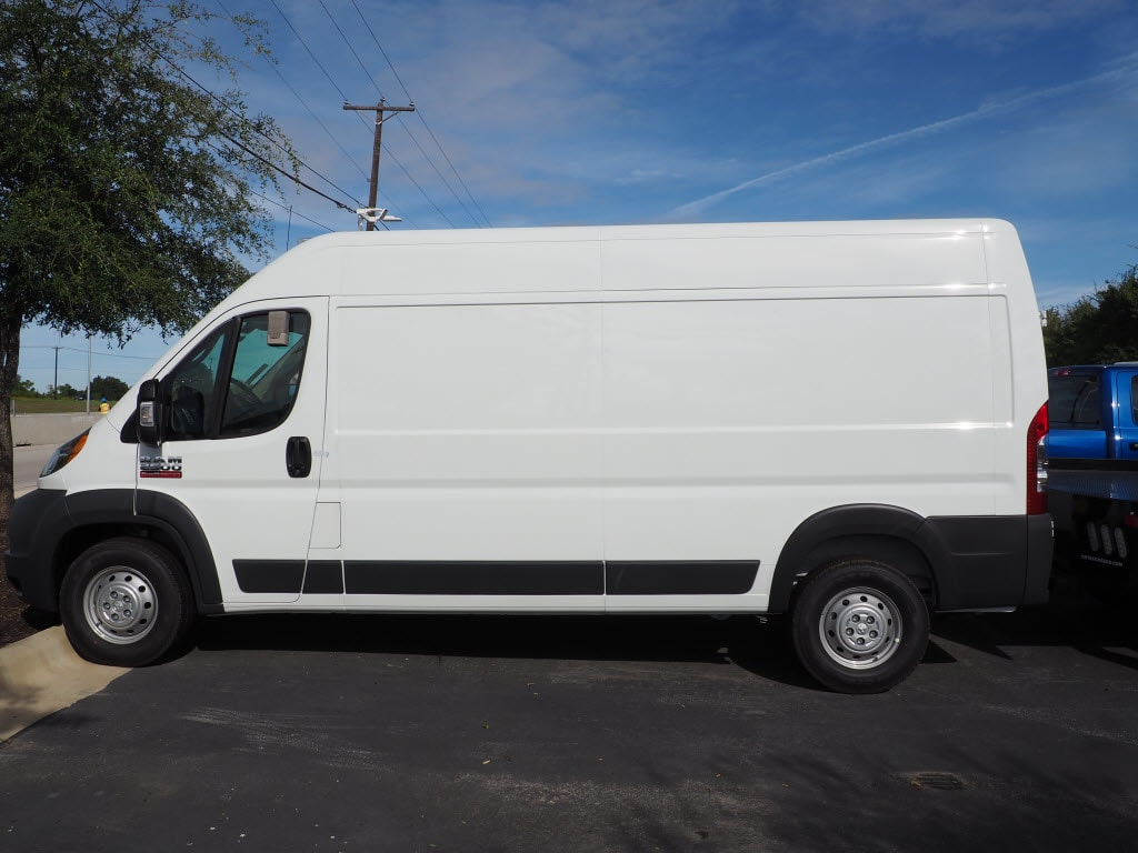2018 ProMaster 2500 High Roof FWD,  Empty Cargo Van #181482 - photo 3