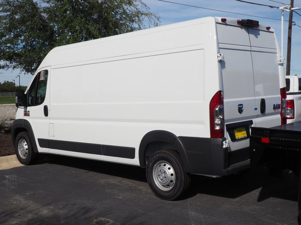 2018 ProMaster 2500 High Roof FWD,  Empty Cargo Van #181482 - photo 2