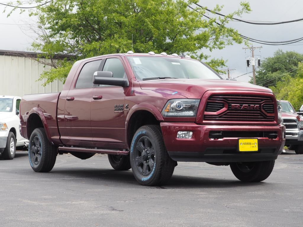 2018 Ram 2500 Mega Cab 4x4,  Pickup #181488 - photo 1
