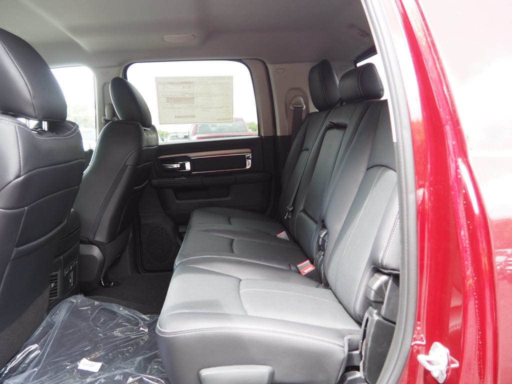 2018 Ram 2500 Mega Cab 4x4,  Pickup #181488 - photo 5